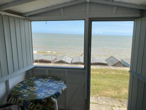 photo 3 of Beach hut H241, 2-row for hire Frinton-on-Sea