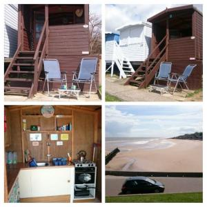 Beach hut for hire Frinton-on-Sea